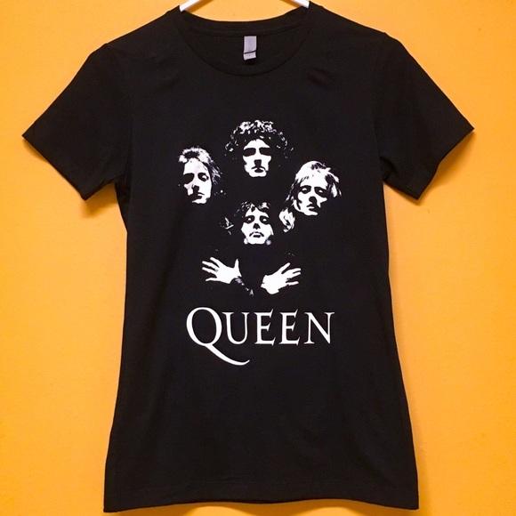 Vintage Tops - Women's Queen T-Shirt
